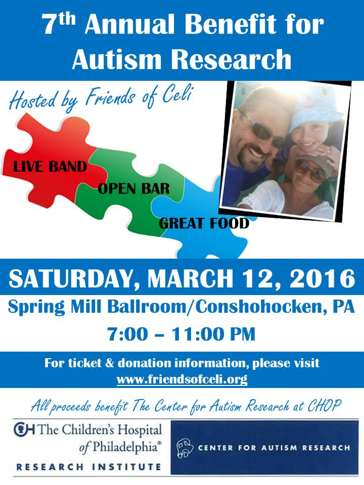 7th Annual Benefit For Autism Research